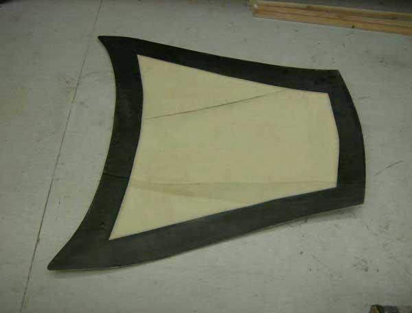 Fiberglass In My Skin : Porsche boxster fiberglass body parts